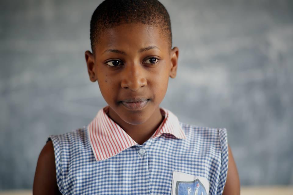 Uganda child 1