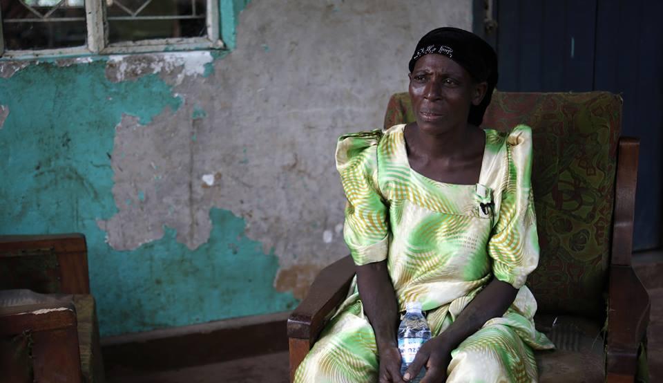 Uganda woman #1