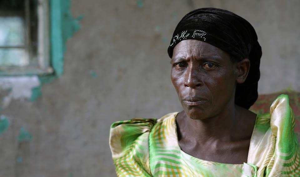 Uganda woman #2