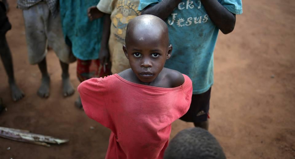 Uganda child #3