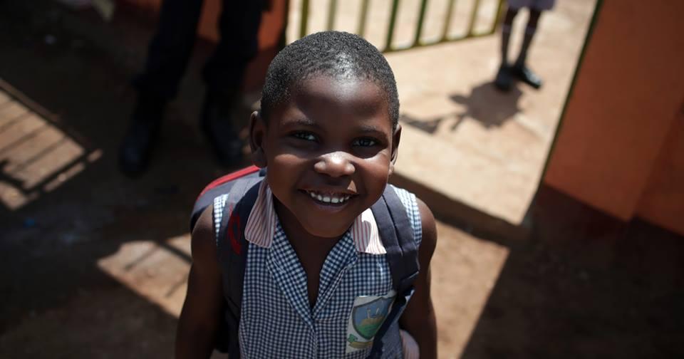 Uganda child #4